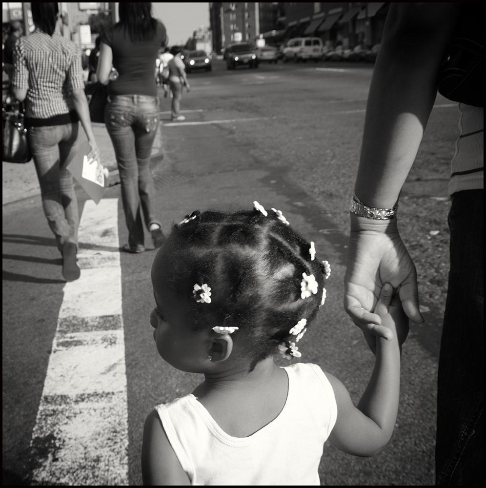 van Voorst van Beest Brooklyn, Holding Your Hand
