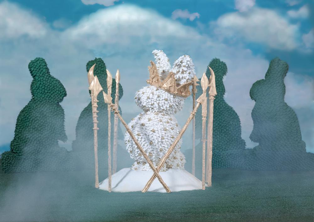 9.Bunny Queen