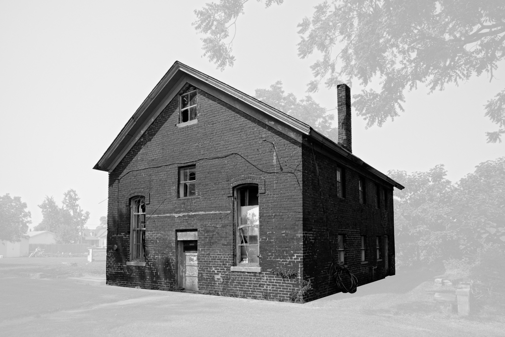 South Lynn Street School, Seymour, Indiana 2007
