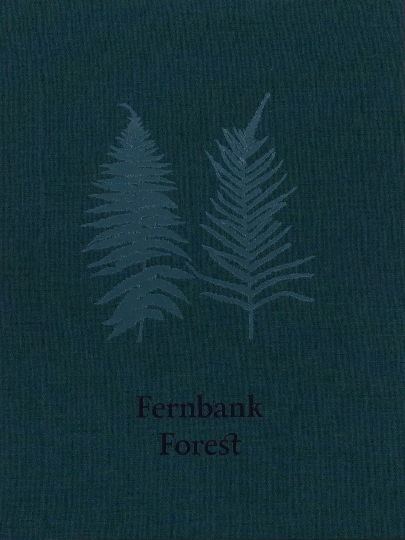 Fernbank Forest Book Cover