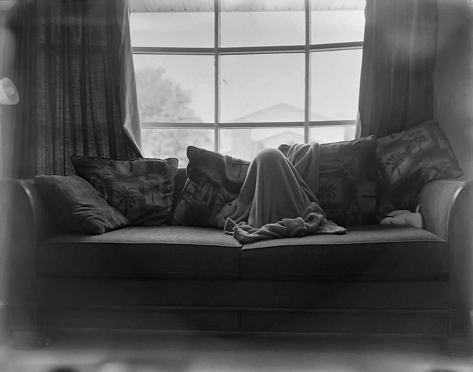 ©Rashod Taylor, Hiding