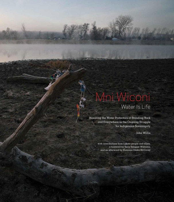 John Willis: Mni Wiconi: Water is Life; Honoring the Water Protectors at Standing Rock and Everywhere in the Ongoing Struggle for Indigenous Sovereignty