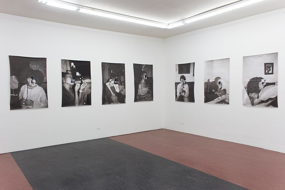 Derrick Woods-Morrow - 8_Zakkiyah Najeebah_A Different Kind of Love Story_For Us_installation View_