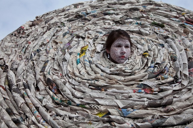Spirit: Focus on Indigenous Art, Artists, and Issues: Meryl McMaster