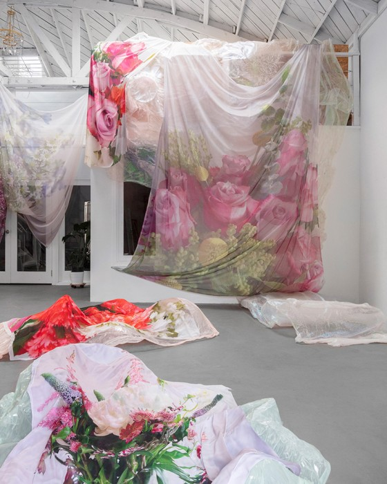 © Why Bring Me Flowers When I Am Dead? When You Had The Time To Do It When I Was      Alive: Week 25 (Installation View), 2019