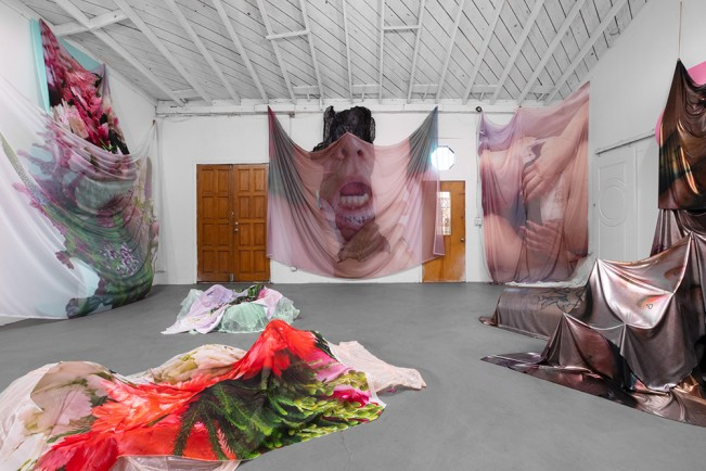 © Why Bring Me Flowers When I Am Dead? When You Had The Time To Do It When I Was        Alive: Week 25 / Week 18 (Installation View), 2019