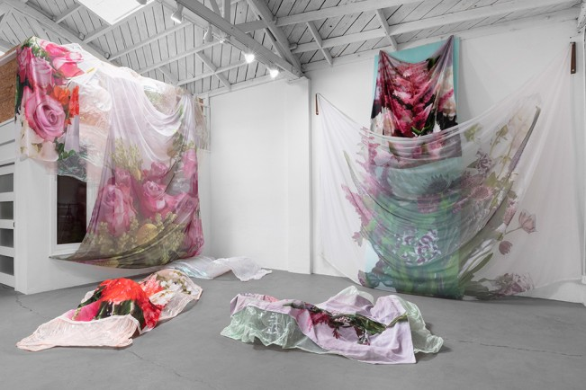 © Why Bring Me Flowers When I Am Dead? When You Had The Time To Do It When I Was                   Alive: Week 25 / Week 33 & Living w/ SCI, (Installation View), 2019
