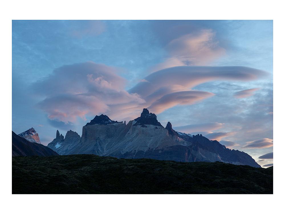 Patagonia Sunrise.