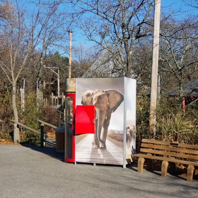 © Steffanie Padilla, At The Zoo, 2020