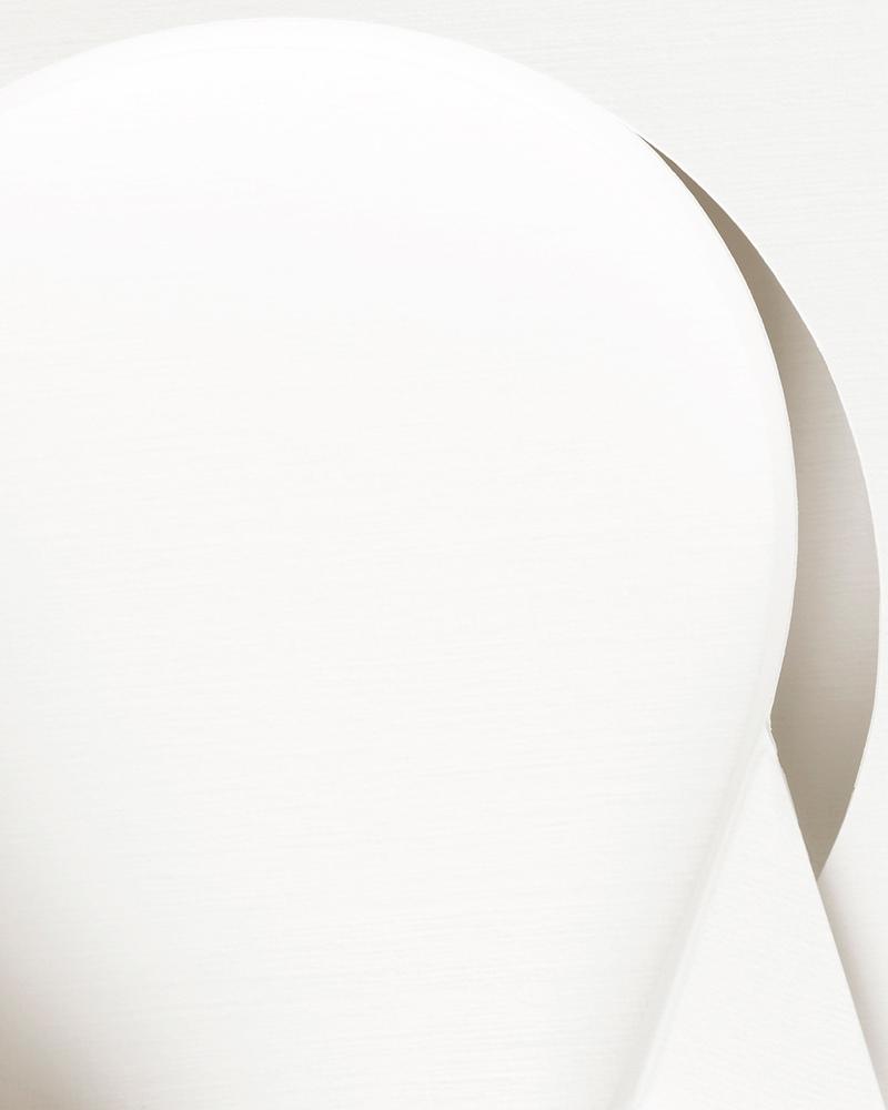 kdk_p.corsinelabedoli Raso seta Grigio Scuro Pois Bianco Nodo Bianco Lucido 50 x 40 cm 2015