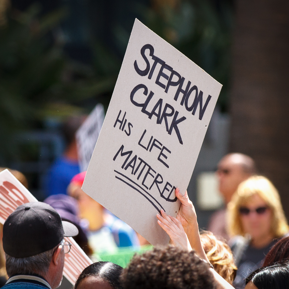 Brenda Moffitt_Stephon Clark His Life Mattered 2018.03.24 March for Our Lives 2018-278