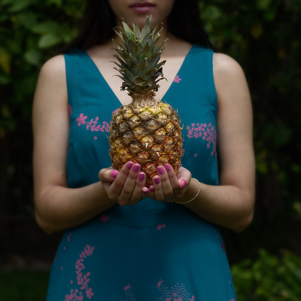 Pineapple for smoothie