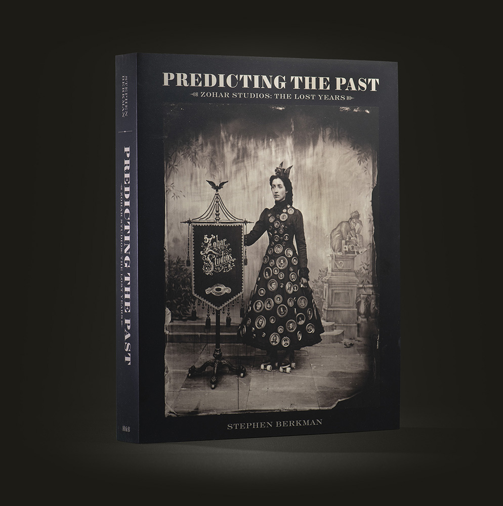 Predicitng the Past book_cover photograph
