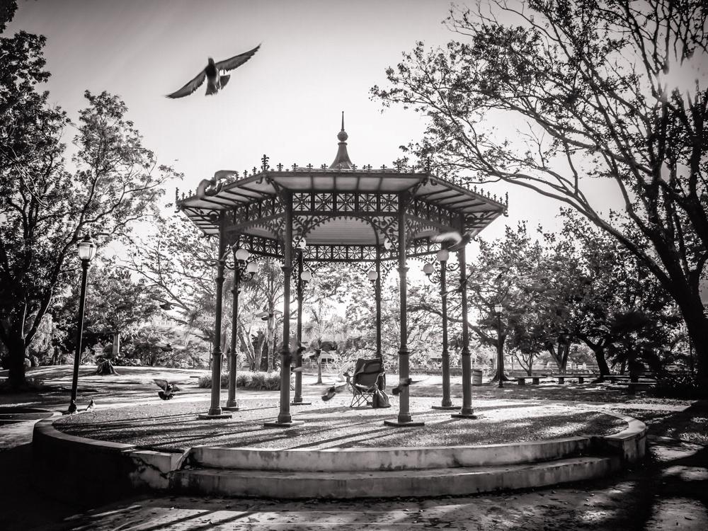 Parque de Los Próceres, Mayagüez, Puerto Rico