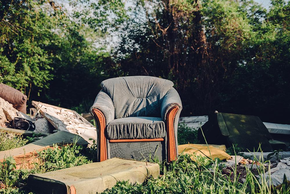 savska opatovina - armchair, water protection area Stara Loza