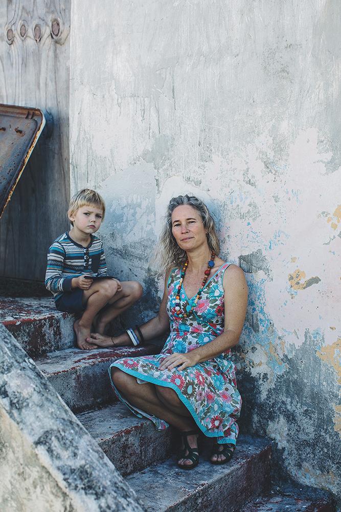 LOUISA & FRANCIS IN LOCKDOWN by MEREDITH ANDREWS