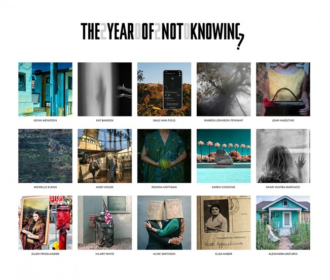 The Year of Not Knowing