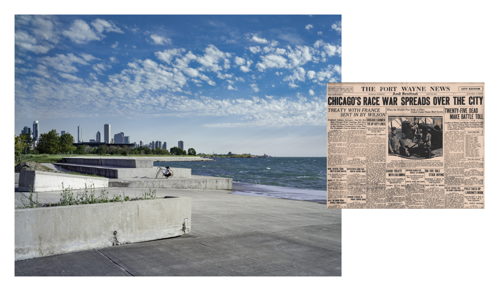 Chicago, IL. July 27-Aug 3, 1919.