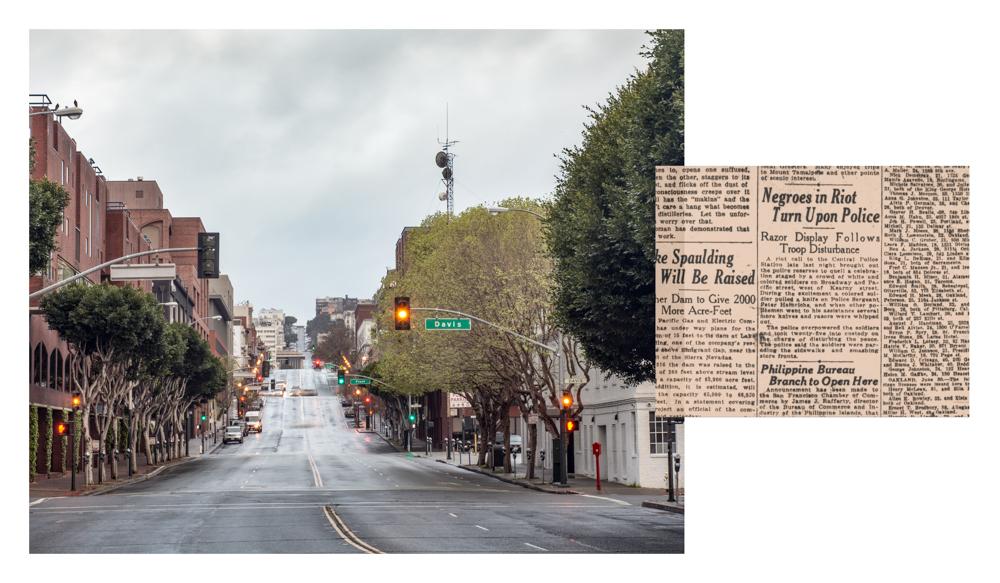 San Francisco, CA July 1, 1919