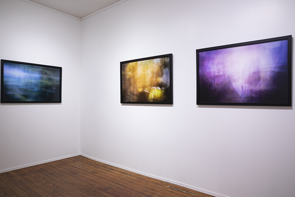 Britland Tracy, install shot (Rule Gallery), 2020