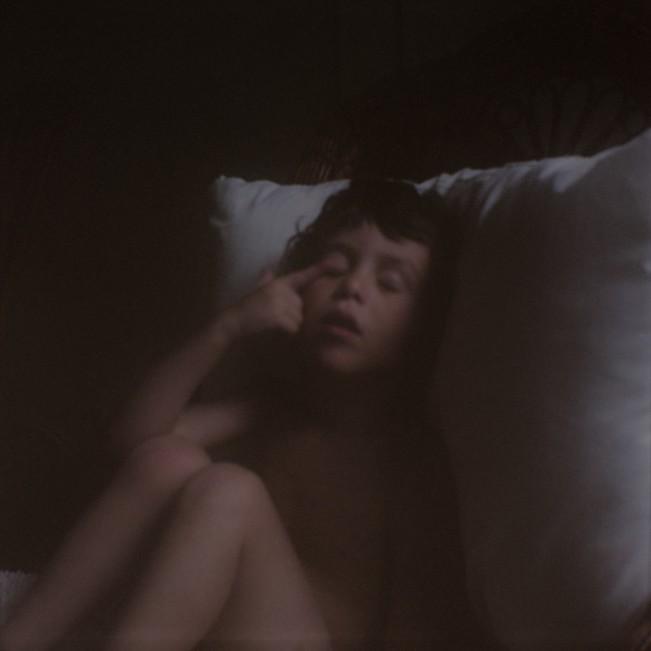 14_Ben in Chair, 1990