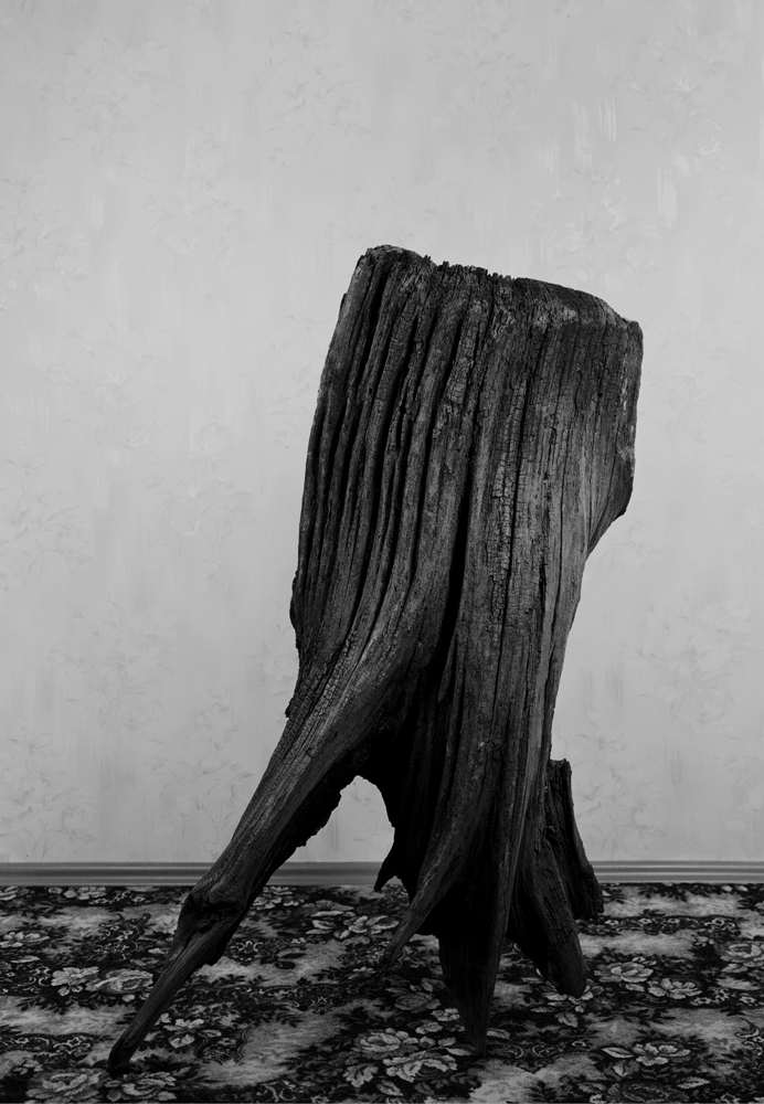 Maja A. Ngom, #3 form the series All That They Hide from Themselves (will be revealed to them), 2014-2015