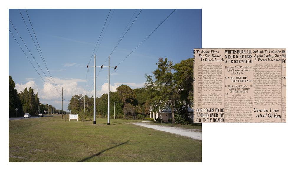 Rosewood, FL. Jan 1, 1923