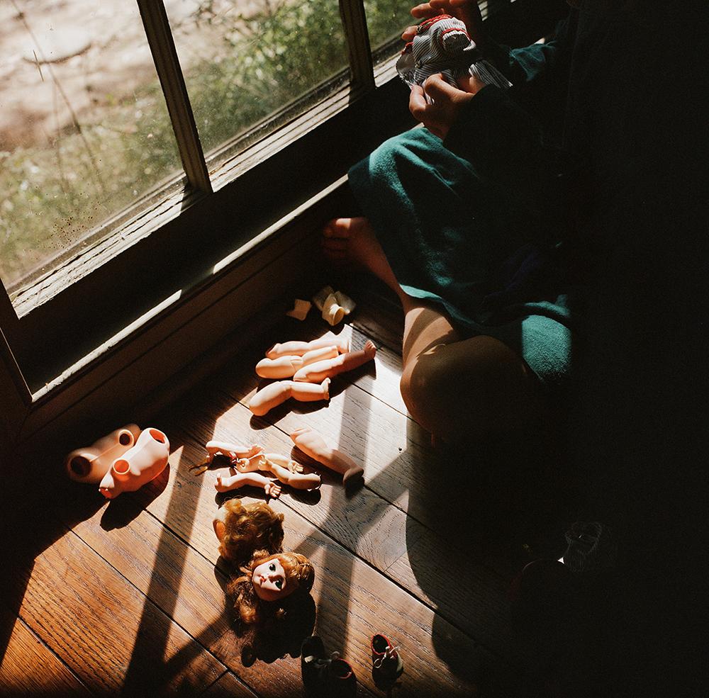 Ashleigh Coleman_Madame Alexander at Home