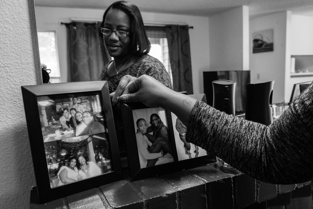 """""""They suffer, too. For everything I have done in the past, they suffer for now. My past is haunting me,"""" says Keshena of Tacoma. She is a mother to two teenage boys – the older son is on his way to prison. Her husband is also serving time, as is her step-father. Due to several convictions for forgery, which included 4.5 years in prison, Keshena now owes approximately $50,000 in legal financial obligations."""