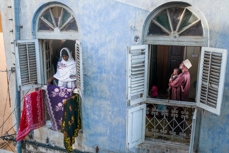 Zanzibar in collaboration with Daron Bandeira