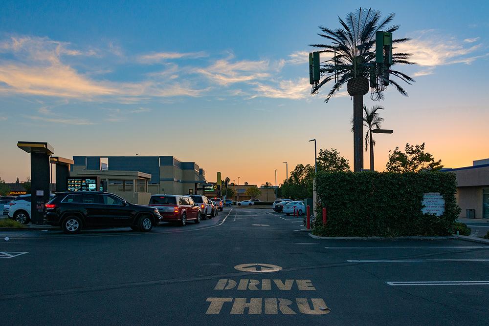 Fauxliage - Drive Thru, La Mesa, CA