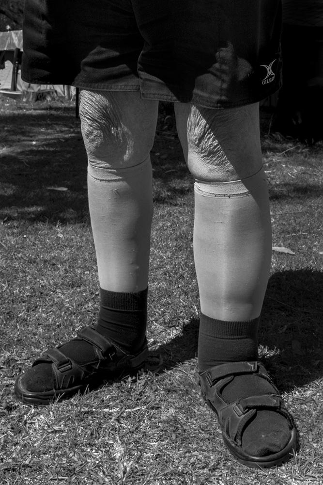 10. Dewald Bruwer legs