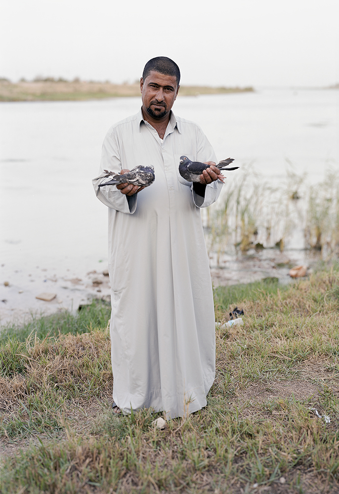 14.Hassen JarRy with Doves