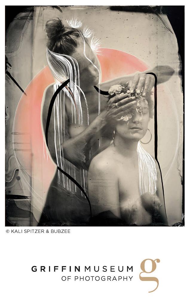 Kali Spitzer & Bubzee postcard front
