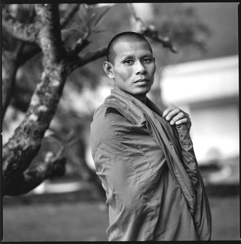 Lenchner_Cambodian_Monk