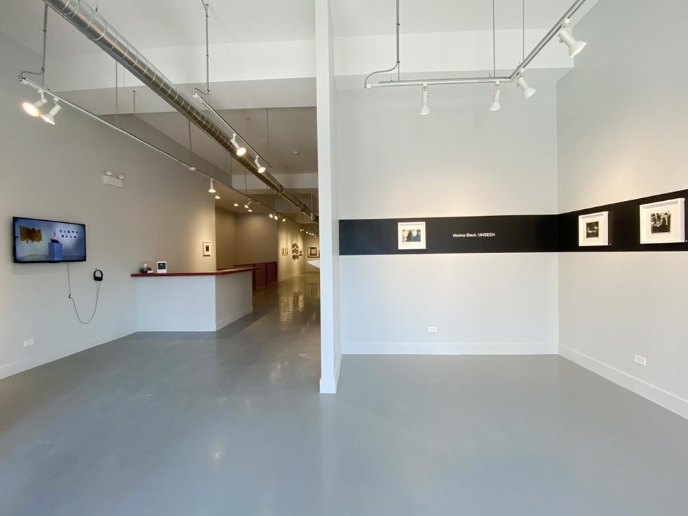 Marina Black install