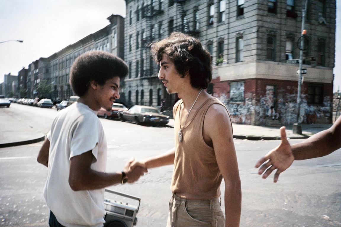 Meisler_Handshake_Bushwick_Brooklyn_NY_September-1984-1stdibs