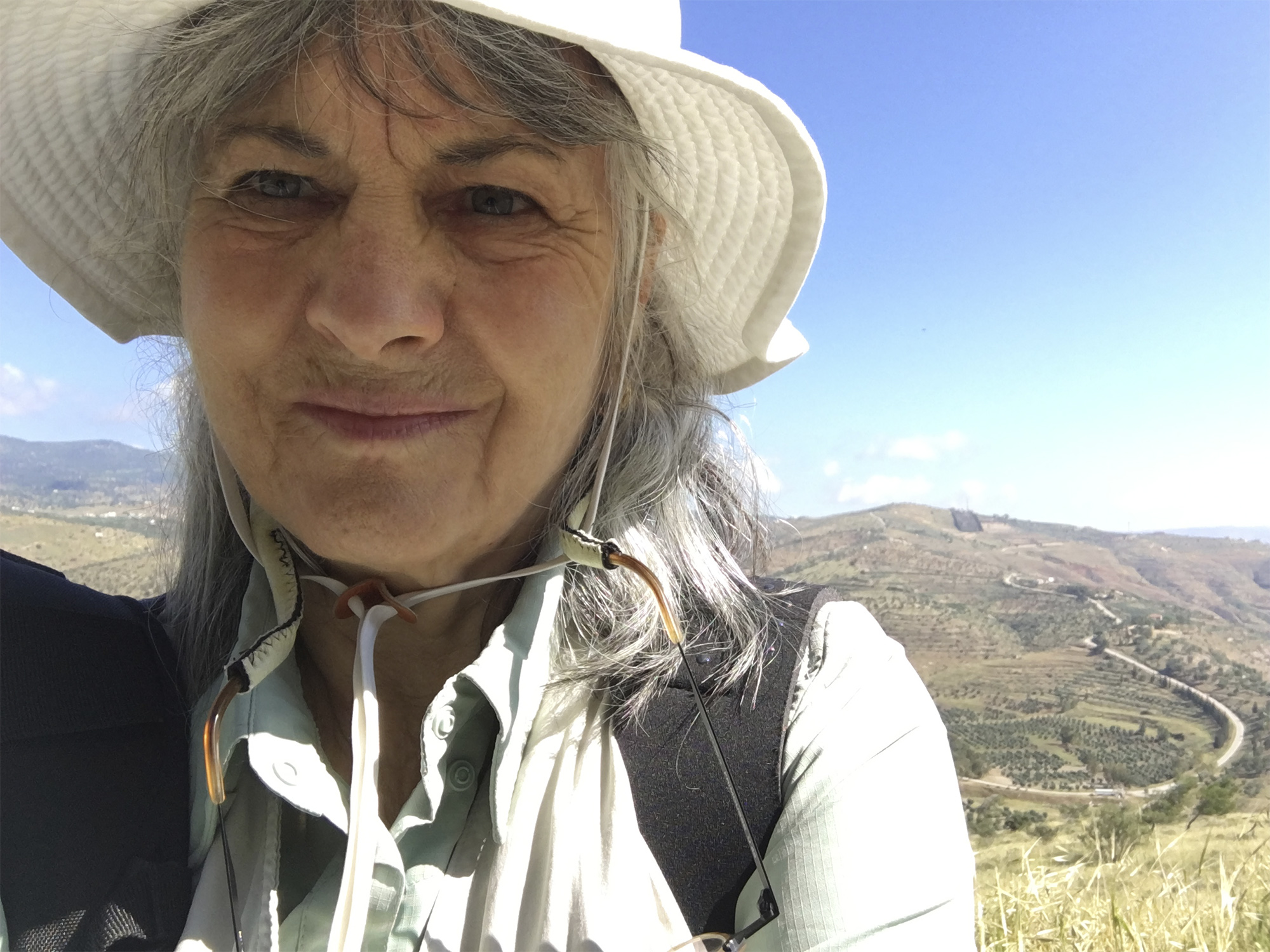 Meridel in Jordan 2016