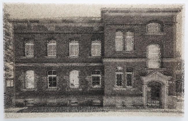 Text   Image: Krista Svalbonas: Displacement