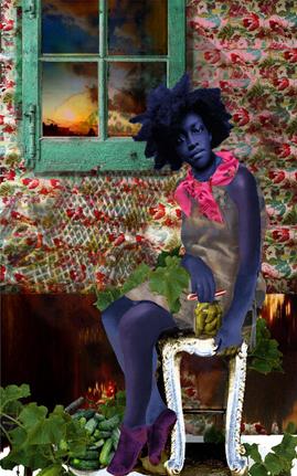 Arnika Dawkins Gallery | Najee Dorsey | Pickles_and_peppermint
