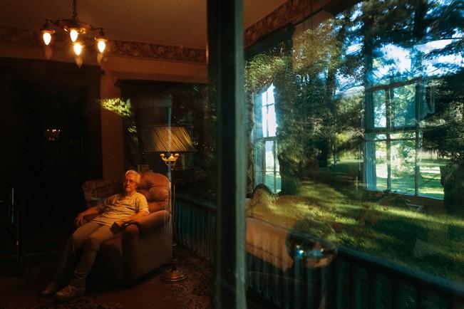 Text   Image: Rebecca Norris Webb: Night Calls