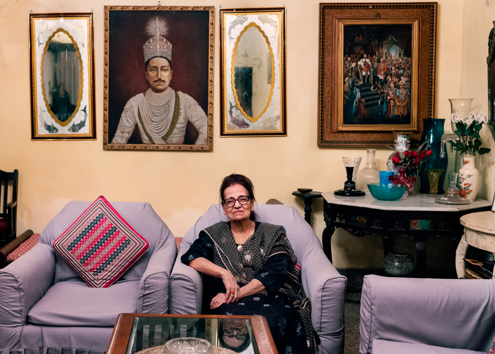 Daughter-in-Law of the Last Nawab