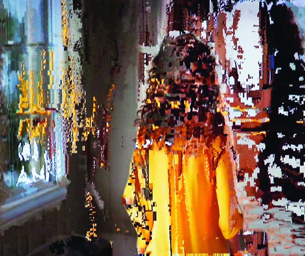 4.Girl in Yellow Dress