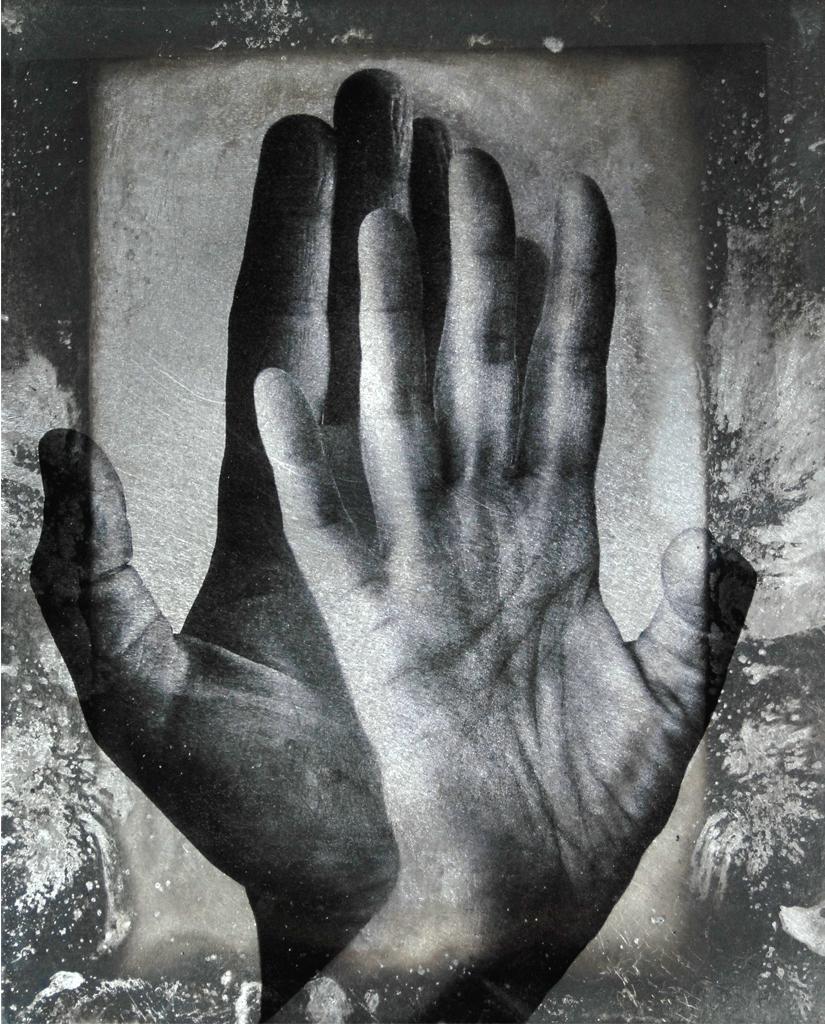 Alida Fish_Two Hands_2016
