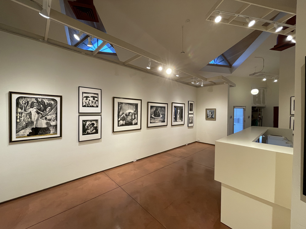 Etherton Gallery New Space, 340 S. Convent Ave, 2021, Joel-Peter Witkin_Journeys of the Soul