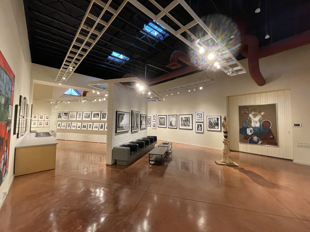 Etherton Gallery, New Space, 340 S. Convent Ave, 2021, Joel-Peter Witkin_Journeys of the Soul