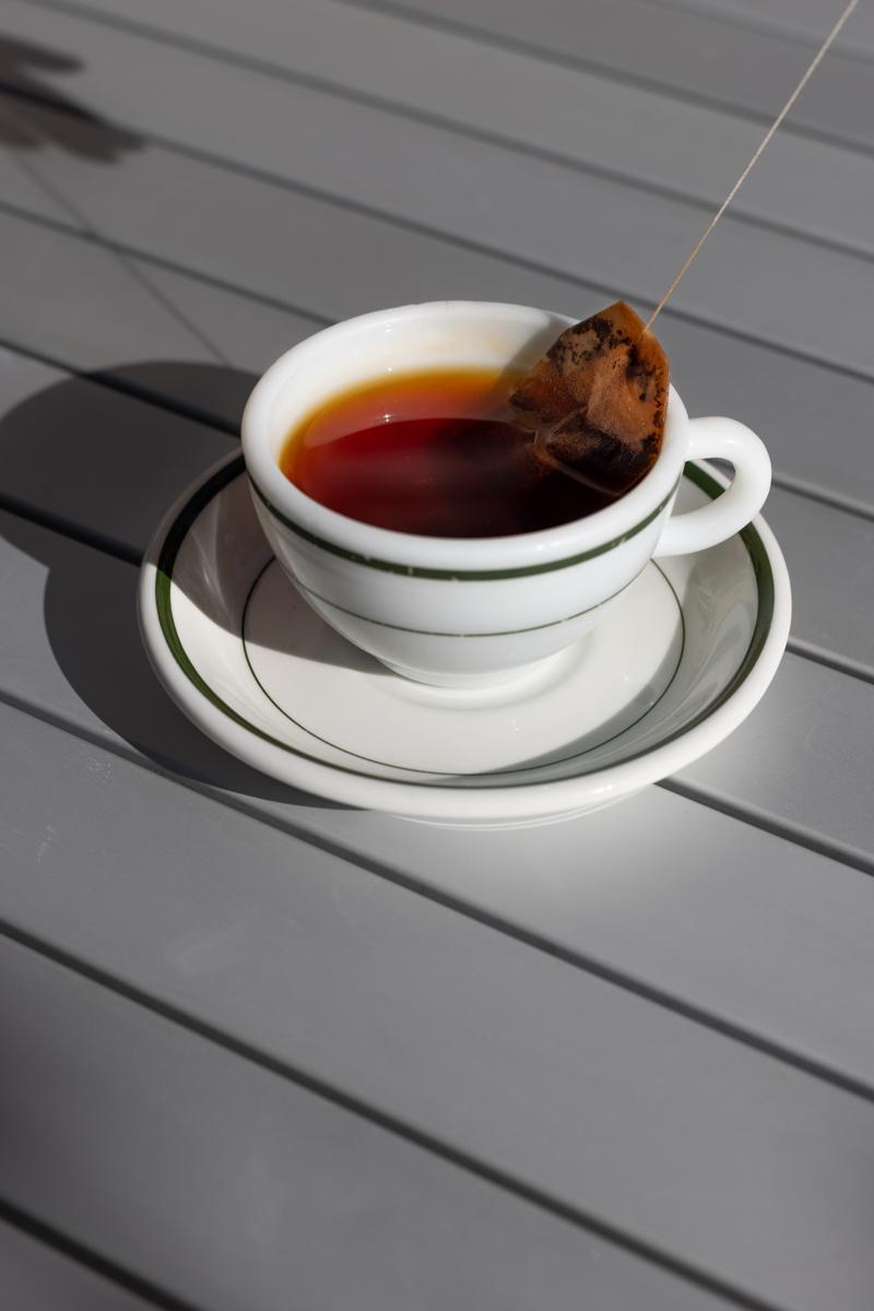 © Jenny Irene Miller, Tea with Aaka, 2021