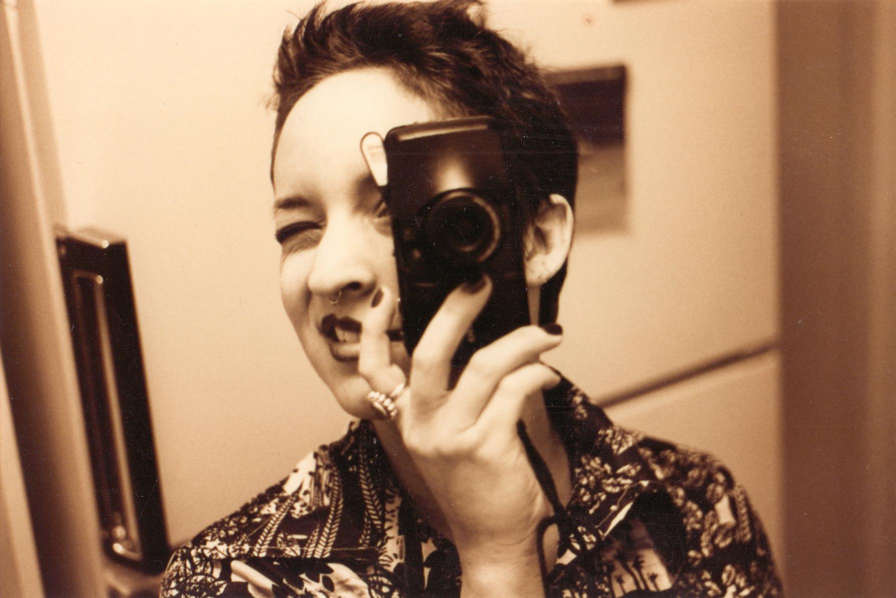 Alyssa Leblanc Nude the alyssa coppelman mixtape   lenscratch