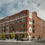 1-Lazarus Graduate Art Building, MICA