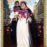 Claudia Ruiz Gustafson - DeOrbegoso_Saint_Rosa_of_Lima